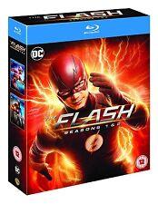 THE FLASH Seasons 1 & 2 [Blu-ray Box set] Complete DC Superhero TV Series
