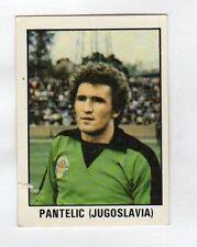 figurina CALCIO FLASH 1982 NUMERO 148 JUGOSLAVIA PANTELIC