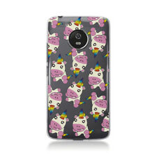 Unicorn Silicone/Gel/Rubber Cases & Covers for Motorola