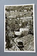 Ab 1945 Frankierte Ansichtskarten aus Baden-Württemberg für Eisenbahn & Bahnhof