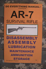AR-7 Survival Rifle Do Everything Manual