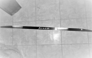 Mercedes Atego Front Grill Trim Super Polished Stainless Steel 1 Pcs