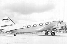 MIAMI AIRLINES CURTIS C-46 C-102  Airplane Postcard