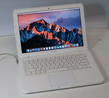 """Apple Macbook A1342 13"""" Unibody - Core 2 Duo 2.4GHz 2GB 250GB HDD - Bad Battery"""