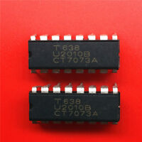 5PCS U2010B U2010 Phase Control Circuit DIP16