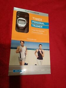 2008 Timex Indiglo Wellness Personal Trainer Heart Rate Monitor Target