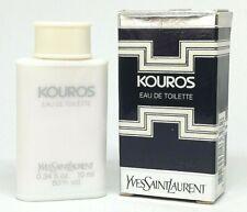 1993-1999 Sanofi era KOUROS von Yves Saint Laurent 10 ml edt YSL OVP NIB