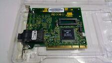 3COM 3C905B FX SC FAST ETHERLINK XL PCI ETHERNET CARD 03-0149-100 ★ FIBRA