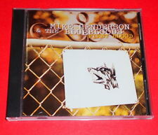 Mike Henderson & The Bluebloods -- First blood    -- CD / Rock