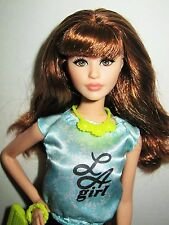 Sweet Tea Barbie Doll Head on L.A. Girl Fashionista Body The Barbie Look OOAK