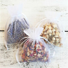 ORGANIC DRIED LAVENDER & ROSE PETAL FLOWERS - SELECT FLOWERS OR COMBINATION