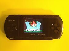 Compare to PSP Color PVP 3000 Portable Game System 30+Games  Mario AngryBirds US