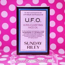 SUNDAY RILEY U.F.O. UFO ULTRA CLARIFYING FACE OIL 1.18 OZ!  NEW- AUTHENTIC-BOXED