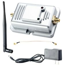 WiFi Wireless LAN Broadband Router Signal Booster Amplifier 2W 802.11b/g Hot