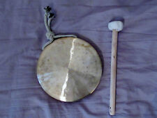 Gong. 8 inches (20cm) in diametre