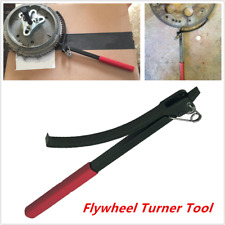 Car Truck Vehicles Holder Wrench Clamps Flex Plate Flywheel Turner Tool Portable