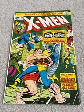 Uncanny X-men 86 Vf+ 8.5 High Grade Cyclops Beast Iceman Angel Jean Gray