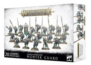 Games Workshop CITADEL - WARHAMMER OSSIARCH BONEREAPERS MORTEK GUARD