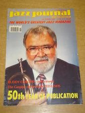 JAZZ JOURNAL INTERNATIONAL VOL 50 #10 1997 OCTOBER BUDDY CHILDERS TED LEWIS