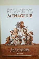 Edward's Menagerie: Over 40 soft & snuggly toy animal crochet patterns - Softcvr
