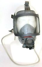 S- Full Face Mask QS II interspiro Grey rubber airsoft funy gift masquerade gray