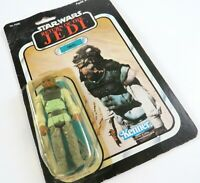 Vintage Kenner Star Wars 1983 Return of the Jedi, Nikto, 77 Back, New On Card