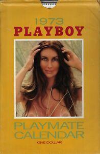 US Playboy Playmate Kalender 1973