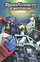 Transformers Energon 1 TPB IDW 2009 NM 19 20 21 22 23 Simon Furman Guido Guidi