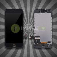 Display LCD für iPhone 7 mit RETINA Glas Scheibe Bildschirm 3D SCHWARZ BLACK NEW