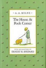 Milne & Shepard : House at Pooh Corner (Hbk) by A A Milne (Hardback, 1991)