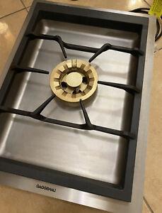 "Gaggenau Vario 400 Series Gas Wok Cooktop stove 15"" Modular 1 Burners VG414210CA"