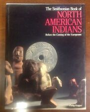Smithsonian Book of North American Indians 1986 1st Ed PreownedBook.com