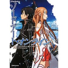 """""""Sword Art Online Infinity Moment The Complete Guide Book"""" SAO DataBook Japan"""