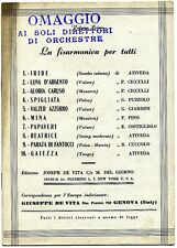 La fisarmonica per tutti  # - Vol. I # IRIDE-LUNA D'ARGENTO... # J.De Vita