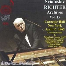 Legendary Treasures - Sviatoslav Richter Archives Vol 15 - CD