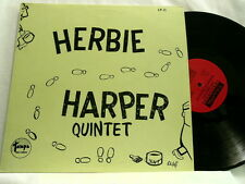 HERBIE HARPER Quintet Bob Enevoldsen Red Mitchell LP Frank Capp