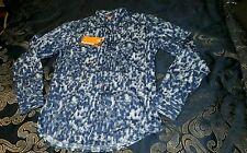 NEW HUGO BOSS ORANGE LABEL EDASLIm  SLIM FIT DRESS SHIRT M