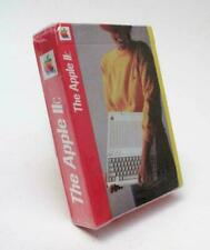 VINTAGE APPLE IIc COMPUTER PLAYING CARDS SEALED ULTRA RARE 1980s PROMOTIONAL