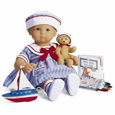 American Girl Bitty Baby Pleasant Company 2000 Sailing Set Displayed Only PC
