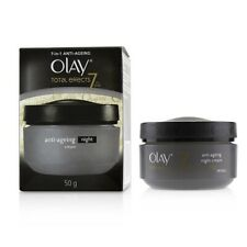 Olay Total Effects 7 In 1 Anti-Ageing Night Cream 50ml Mens Other