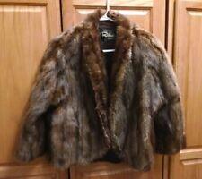 Vintage Fur Jacket, Rike's, Dayton, Ohio, Nice!