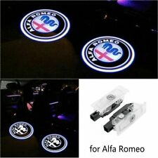 Alfa Romeo 159 LED Car Door Welcome Light Logo Projector 2PCS