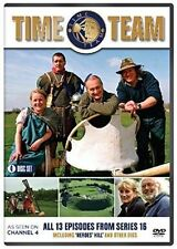 Time Team Series 16 Digital Versatile Disc DVD Region 2 Ship