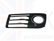 NUOVO AUDI A4 B8 2008-2012 Paraurti Frontale Griglia Fog Light finiture cromo Sinistro N//S