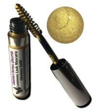 All Natural Luminous Lash Metallic Color Mascara - Glorious Gold