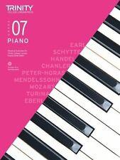 Trinity College Piano Pieces & Exercises 2018-20 Grade 7 Book + CD (NEW)