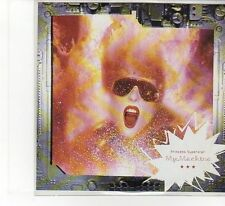 (FB155) Princess Superstar, My Machine - DJ CD