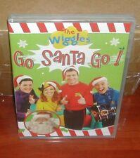 Wiggles: Go Santa Go New Dvd