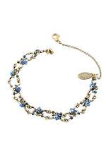 Michal Negrin Brass Bracelet Swarovski Crystals  #100171880005