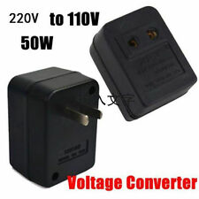220V To 110V 50W AC Power Voltage Converter Adapter Transformer For US/USA QW